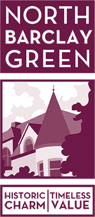 North Barclay Green Logo